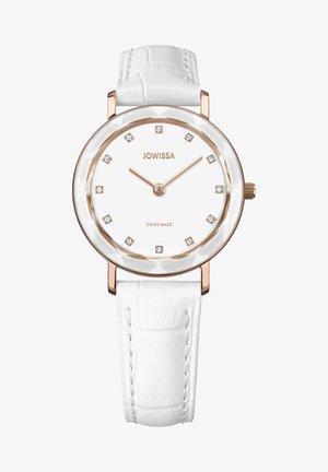 AURA  - Watch - weiß/rosé