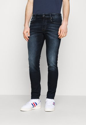 3301 SLIM - Jeans Slim Fit - worn in dusk blue