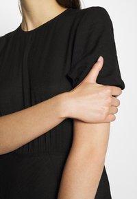 Samsøe Samsøe - DECORA DRESS - Day dress - black - 7