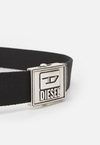 Diesel - B-METALTAPE - Belt - black - 2