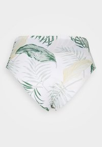 Rip Curl - COASTAL PALMS ROLLUP GOOD - Bikini bottoms - white - 6