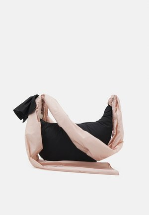 HOBO - Handbag - nero/nude