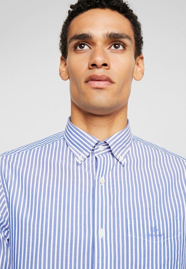 GANT Koszula - blue/niebieski Odzież Męska UBOZ