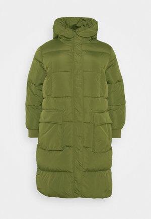 PCSEVIGNE PADDED JACKET - Winter coat - forest night