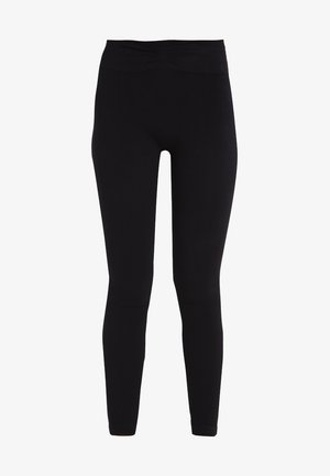 SAVASANA - Leggings - black