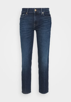 ROXANNE ANKLE LUXE VINTAGE POWERTRIP - Jeans Skinny Fit - dark blue