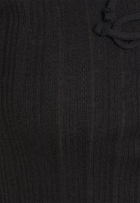 Pieces Petite - PCTHEIA - Basic T-shirt - black - 2
