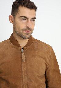 Schott - Kožená bunda - rost - 3