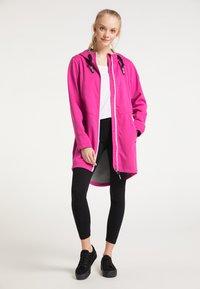 myMo ATHLSR - Parka - pink - 1