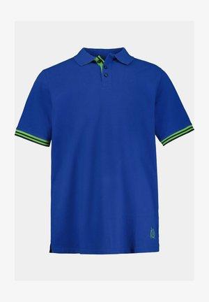 Poloshirt - bleu cobalt