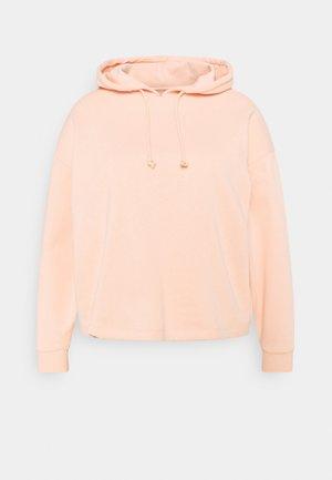 PCCHILLI HOODIE - Sweatshirt - peachy keen