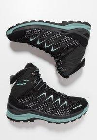 Lowa - INNOX PRO GTX MID - Hiking shoes - schwarz/sage - 1
