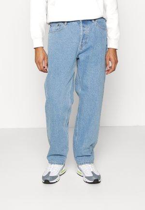 HARDWORK - Straight leg jeans - light indigo