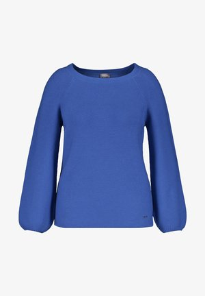 MIT BALLONÄRMELN - Pullover - true blue