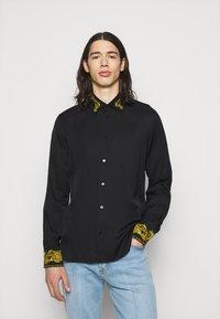 Versace Jeans Couture - BRISCOLA - Shirt - black - 0