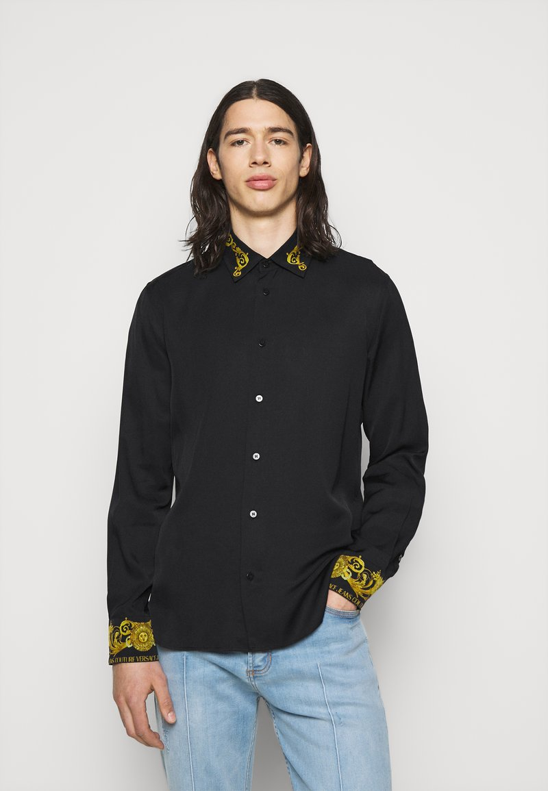 Versace Jeans Couture - BRISCOLA - Shirt - black