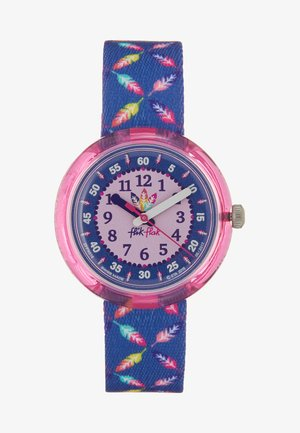 COOL FEATHER - Watch - blue