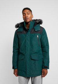 YOURTURN - Winter coat - oliv - 0