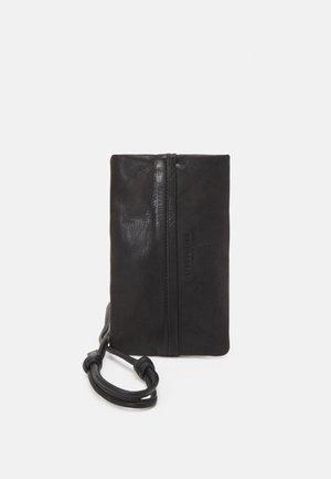 MOBILE POUCH - Across body bag - black