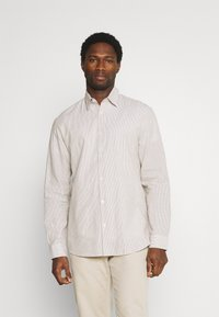 Selected Homme - SLHREGNEW SHIRT - Skjorta - dried herb - 0