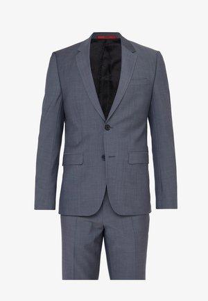 ASTIAN HETS - Dress - dark grey