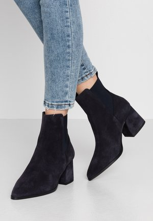 WIDE FIT VMJOY BOOT - Støvletter - night sky