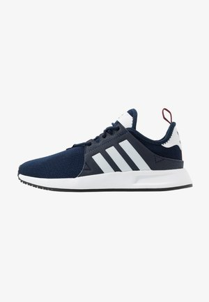 X PLR - Matalavartiset tennarit - collegiate navy/footwear white/core black