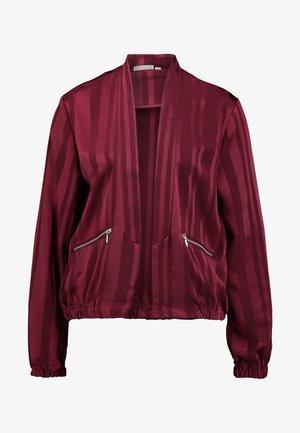 FRGASHADOW JACKET - Summer jacket - syrah