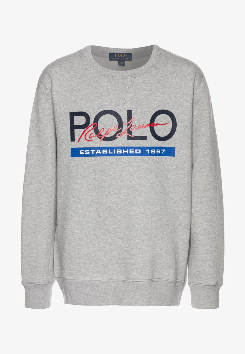 Polo Ralph Lauren - Sweater - andover heather