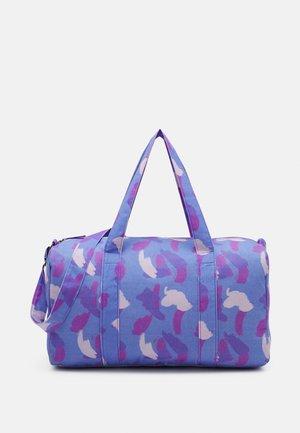 LEISURE BAG PRINT UNISEX - Sporttasche - purple