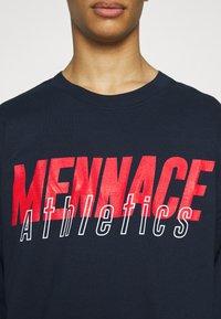 Mennace - Sweatshirt - navy - 4