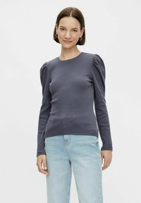 Pieces - PCANNA - Long sleeved top - ombre blue - 0