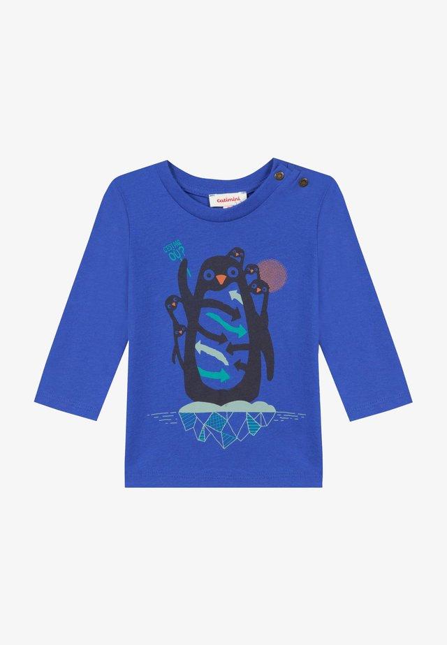 T-SHIRT À MANCHES LONGUES - Långärmad tröja - royal blue