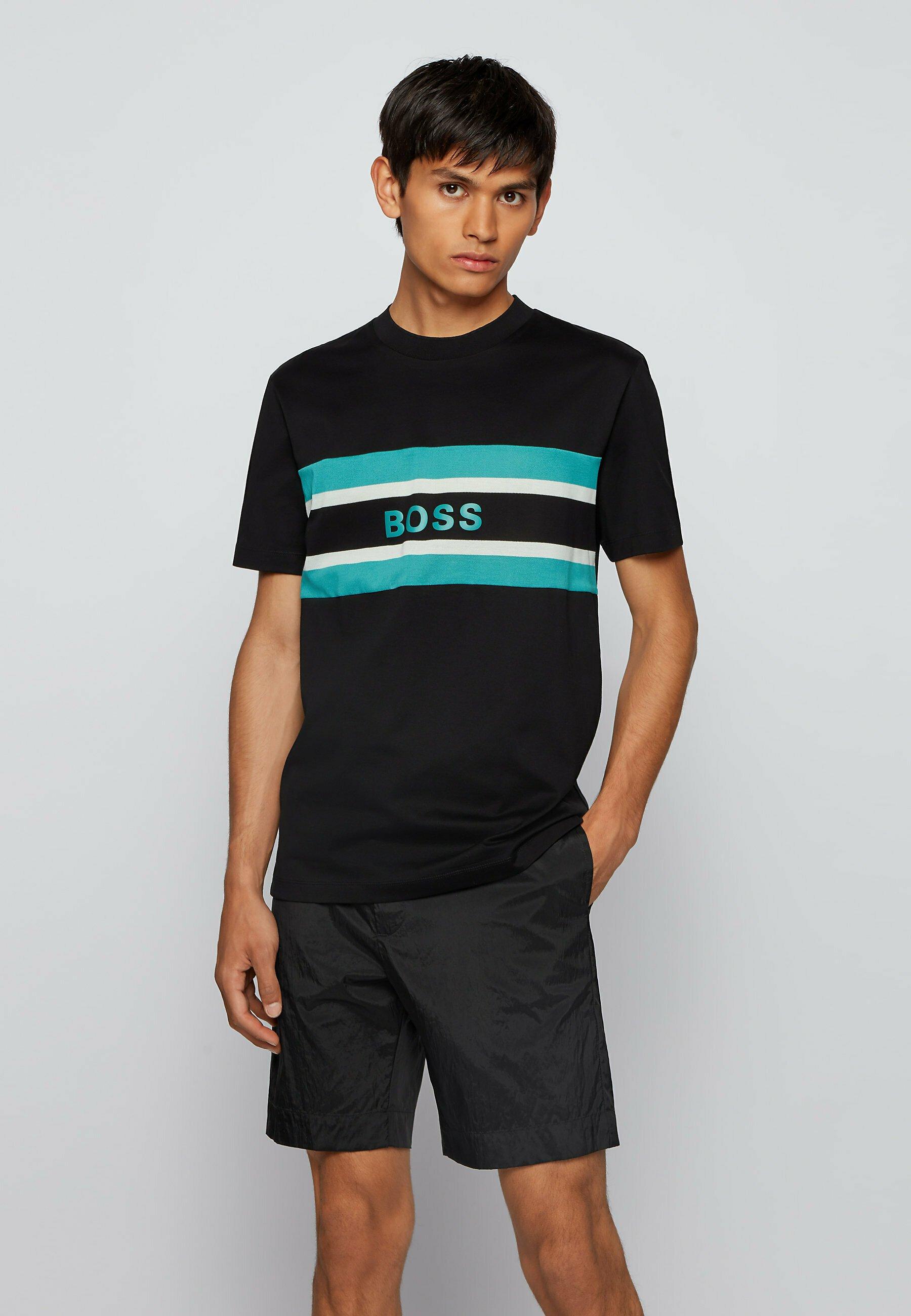 Homme TIBURT - T-shirt imprimé