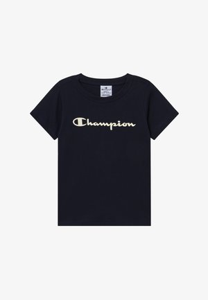 LEGACY AMERICAN CLASSICS CREWNECK - T-shirt z nadrukiem - dark blue