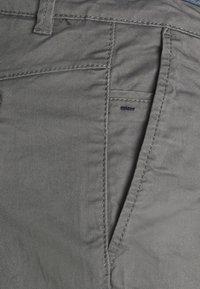 Springfield - SLIM BASICO - Chino kalhoty - dark grey - 2