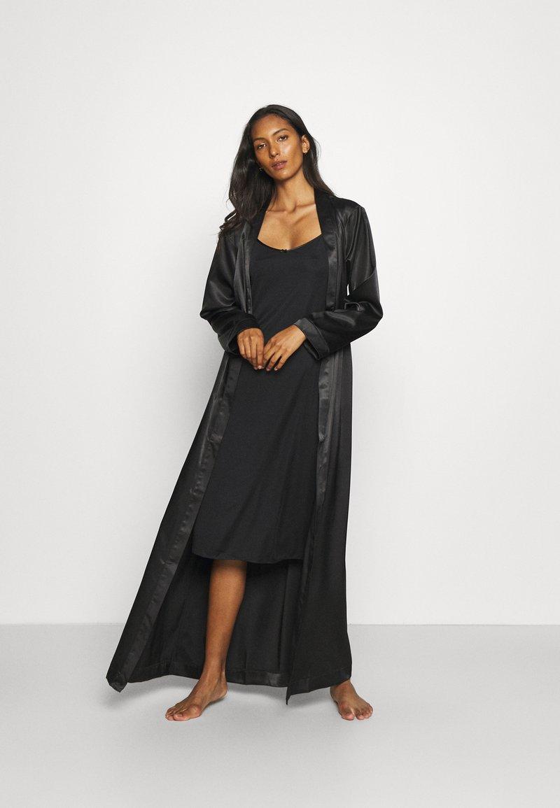 Marks & Spencer London - 2 PACK - Nightie - black
