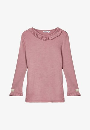 LONG SLEEVE - Camiseta de manga larga - nostalgia rose