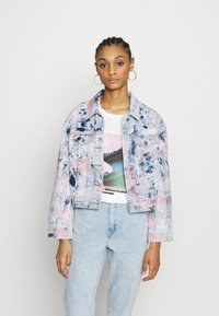 Abrand Jeans - A BONNIE JACKET - Džínová bunda - lovewaves - 0