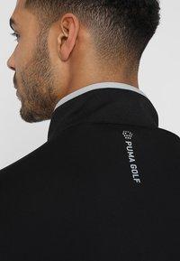 Puma Golf - ROTATION - Funkční triko - black heather - 3