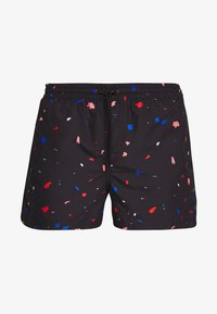 O'Neill - FRAGMENT - Swimming shorts - black/pink - 2