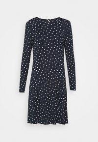 Marks & Spencer London - SWING - Jerseykjoler - dark blue - 0