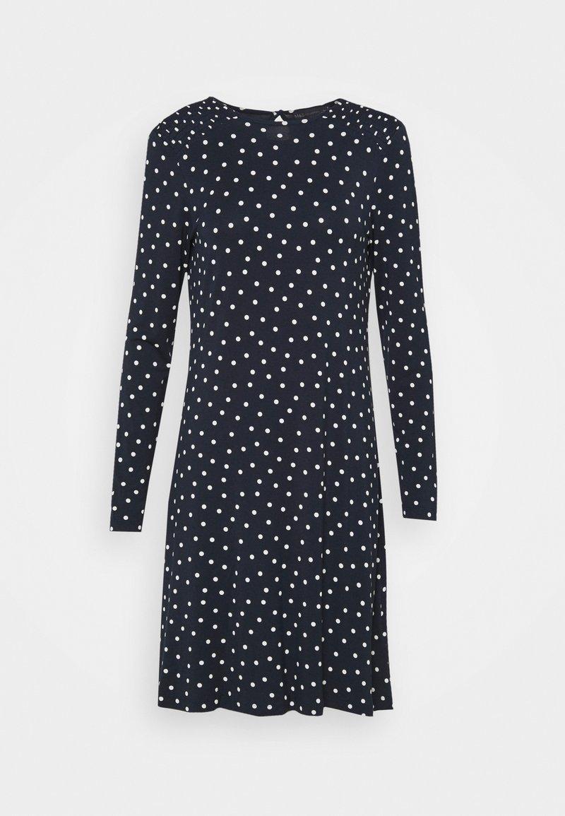 Marks & Spencer London - SWING - Jerseykjoler - dark blue