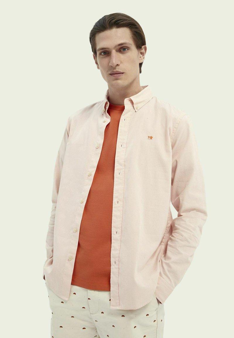 Scotch & Soda - REGULAR FIT CLASSIC - Shirt - combo c
