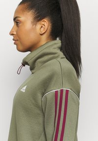 adidas Performance - Sweatshirt - olive