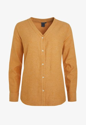 SMOOTH - Button-down blouse - mais