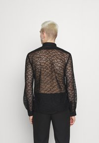 Twisted Tailor - PHONOX SHIRT - Košile - black - 2