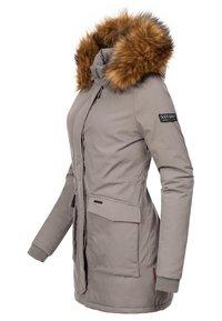 Navahoo - SCHNEEENGEL PRC - Winter coat - grey - 2
