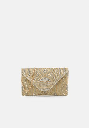 Clutches - gold-coloured