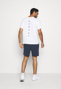 Nike Performance - FLEX - Pantalón corto de deporte - obsidian/black - 2